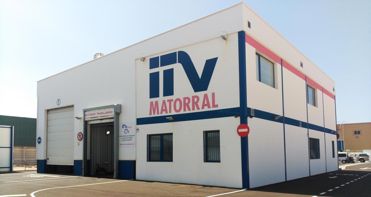 ITV FUERTEVENTURA ITV MATORRAL FUERTEVENTURA