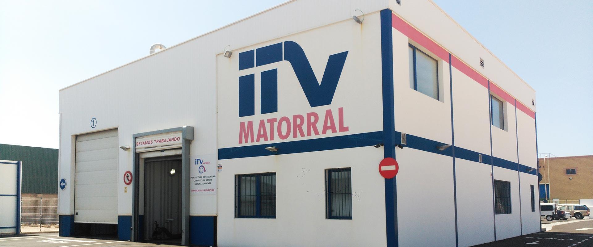 ITV MATORRAL EN FUERTEVENTURA